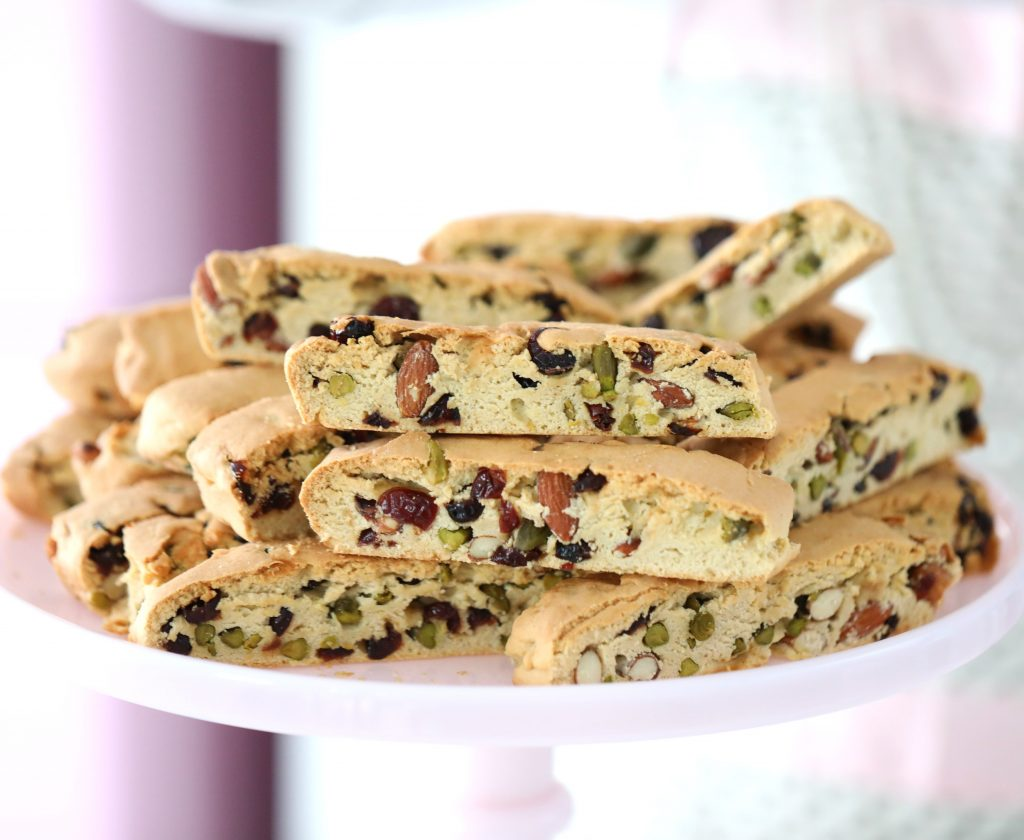 Christmas Biscotti Video Passion 4 Baking Get Inspired