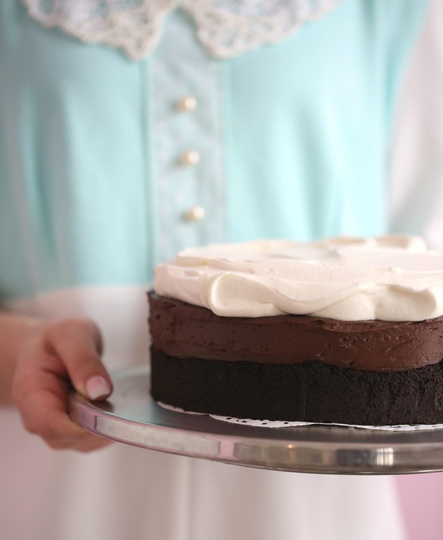 Mud Cake Joy Of Baking