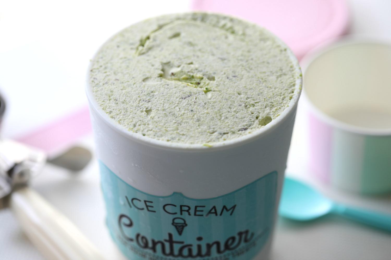 Pistachio Ice Cream (No Machine) - Passion 4 baking :::GET